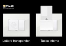 Vimar presenta lettori NFC e Tasche per il Bed&Breakfast Smart Wireless