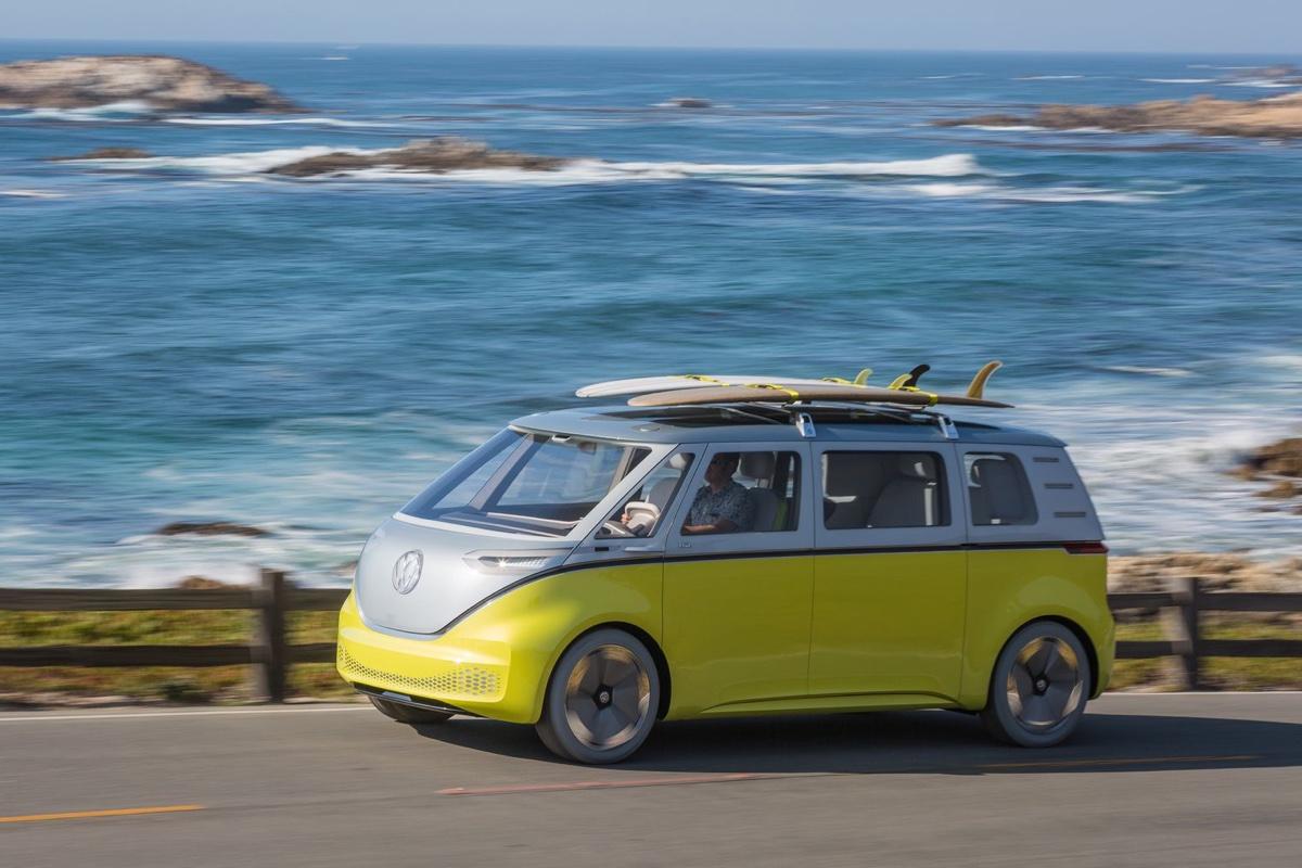 Volkswagen ID.Buzz arriverà anche con guida autonoma