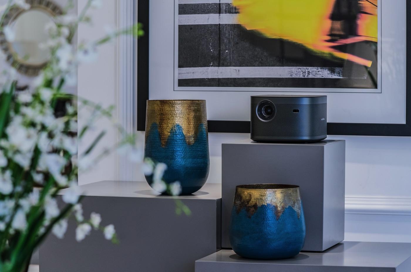 XGIMI Horizon e Horizon Pro 4K i potenti videoproiettori domestici per ogni angolo della casa