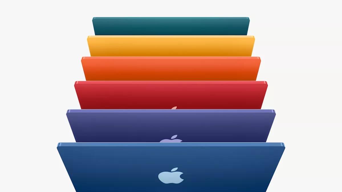 Apple porterà i colori degli iMac M1 an …