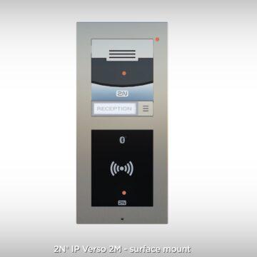 """Citofonia su internet con 2N VERSO IP: video unboxing del posto esterno e dello schermo 7"""""""
