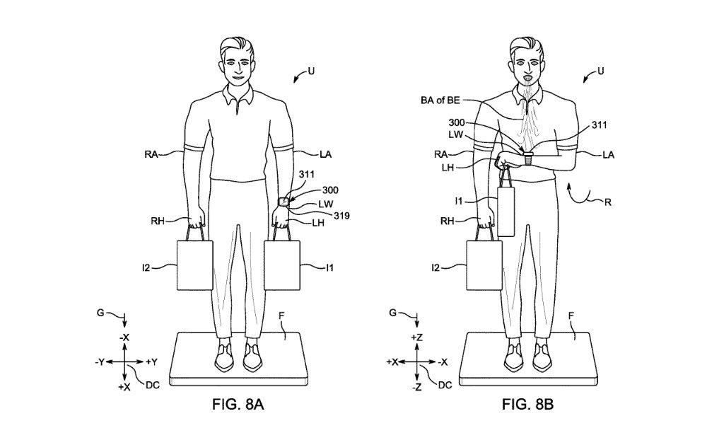 Un brevetto di Apple per controllare Apple Watch e iPhone con il soffio
