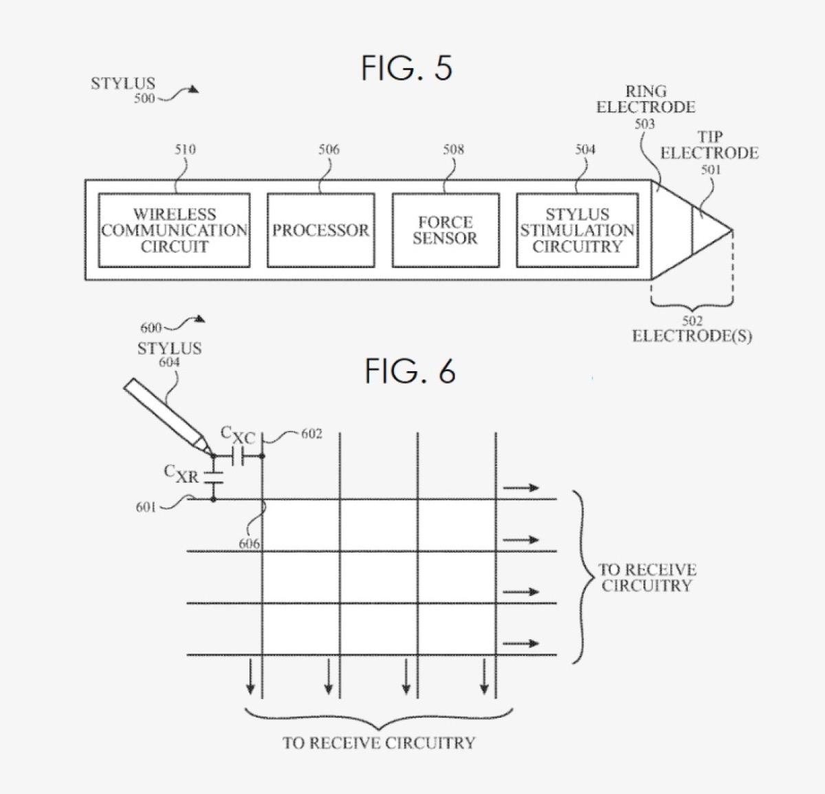 La nuova Apple Pencil per scrivere e disegnare appare in un brevetto