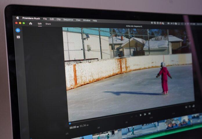 Adobe Première Rush è ottimizzato per Mac M1