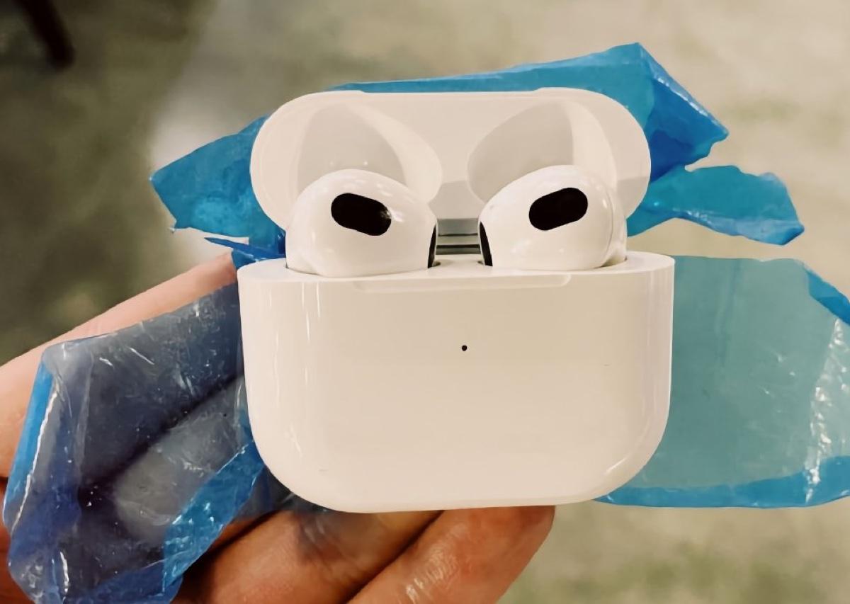 Apple Pencil e AirPods terza generazione attesi il 20 aprile