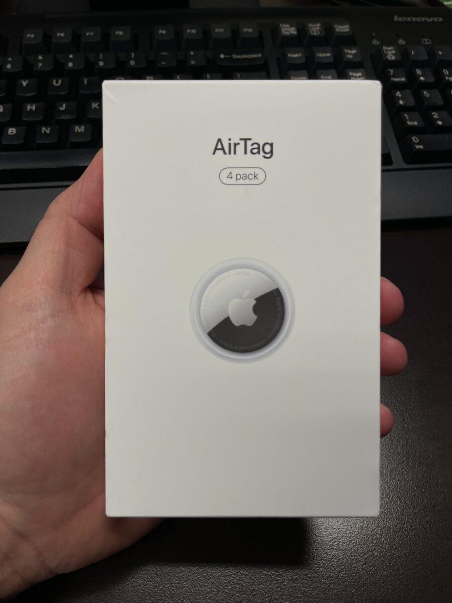 AirTag consegnati prima del previsto ad alcuni utenti