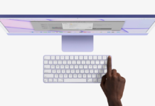Apple presenta la nuova Magic Keyboard con Touch ID