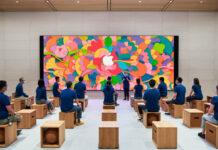 A Pechino tornano le sessioni Today at Apple in negozio
