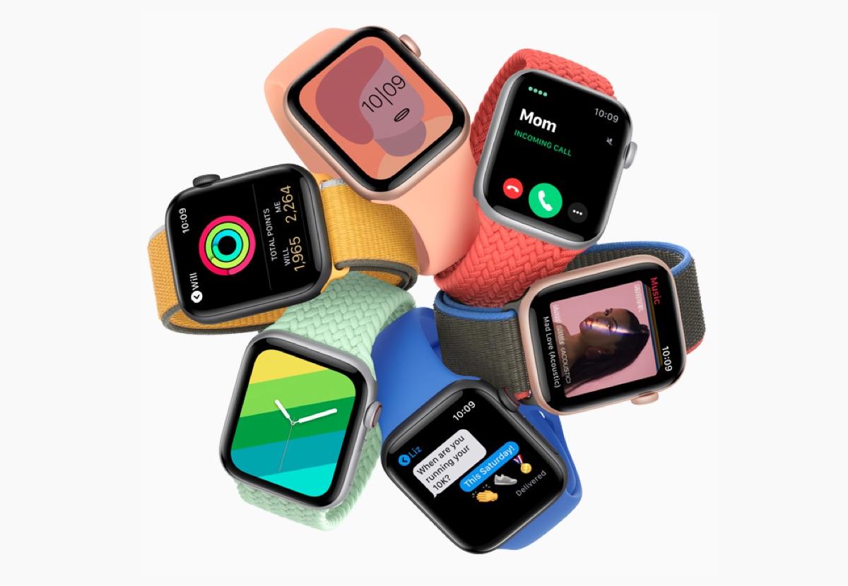 Tutti i colori dell'arcobaleno per gli accessori di iPhone e Apple Watch