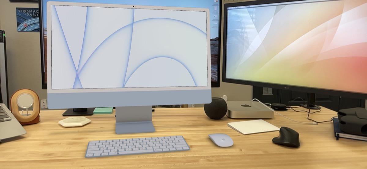 novità apple in AR
