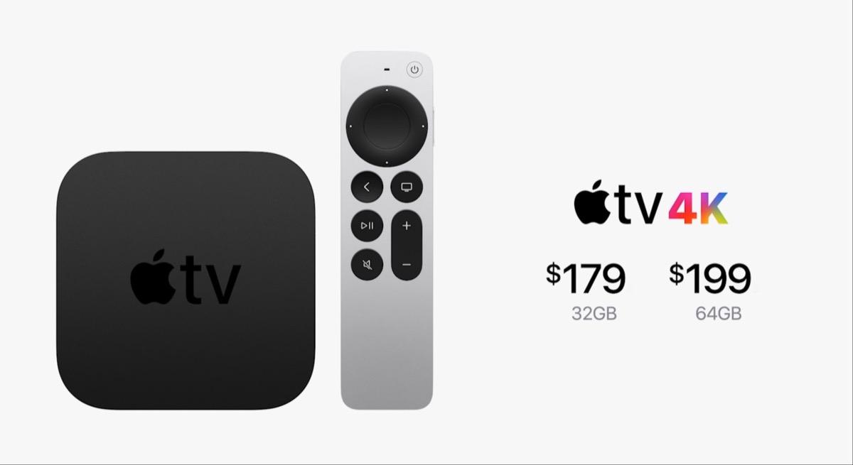 Apple TV 4K ora ha il processore di iPhone e un nuovo telecomando touch