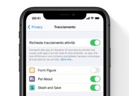 Mistero app trasparenza iOS 14.5, alcuni utenti non riescono a controllarla