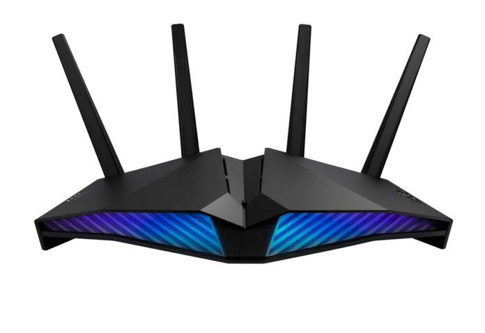 DSL-AX82U è il nuovo modem futuristico di ASUS con WiFi 6
