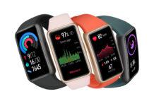 Ecco Huawei Band 6, è sempre più uno smartwatch