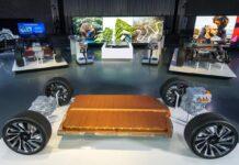 L'innovativo sistema di batterie per vetture elettriche di General Motors