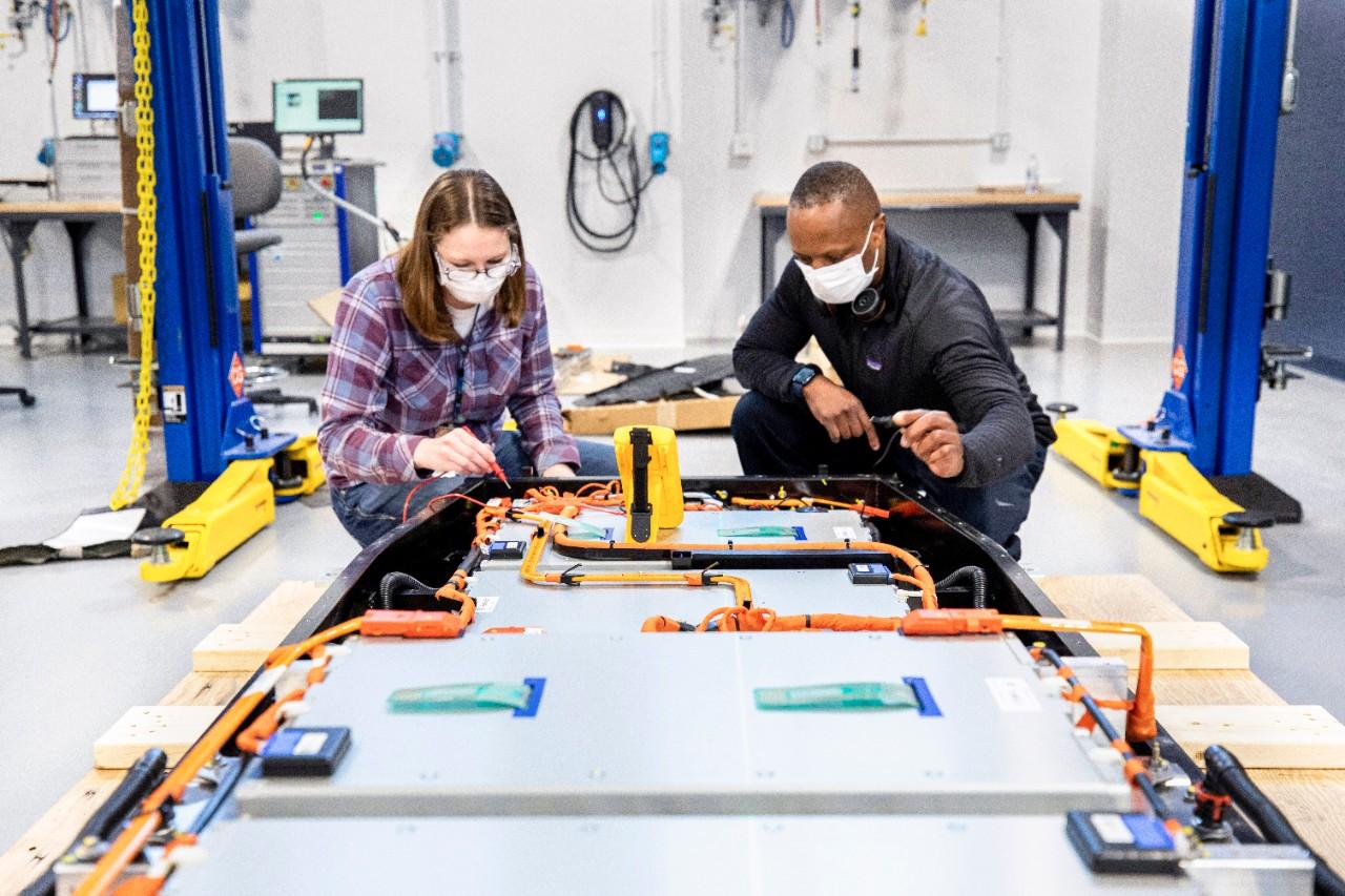 Ford Ion Park è un nuovo centro per produzione di batterie