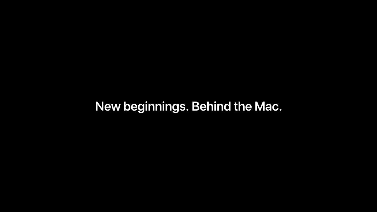 Due nuovi spot Apple Behind the Mac