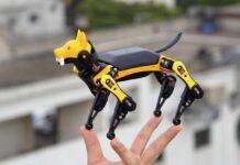 Bittle, il cane robot per il mondo delle discipline scientifico-tecnologiche