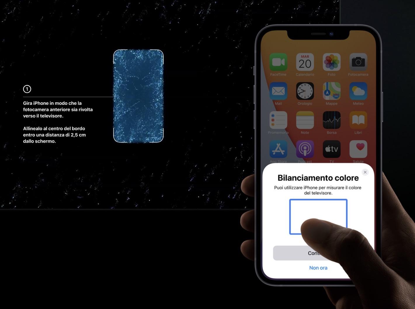 Apple TV 4K ora con processore A12, nuovo telecomando touch e calibrazione con iPhone
