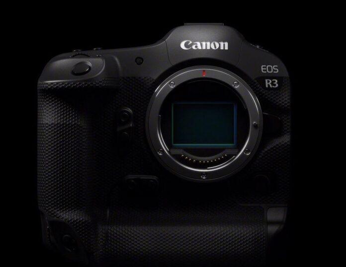 Canon prepara a EOS R3: la mirrorless professionale ultra-reattiva