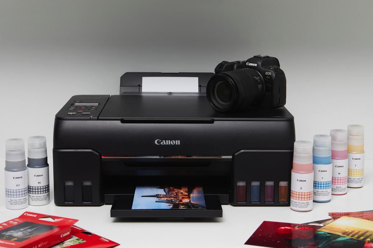 canon pixma g650 g550