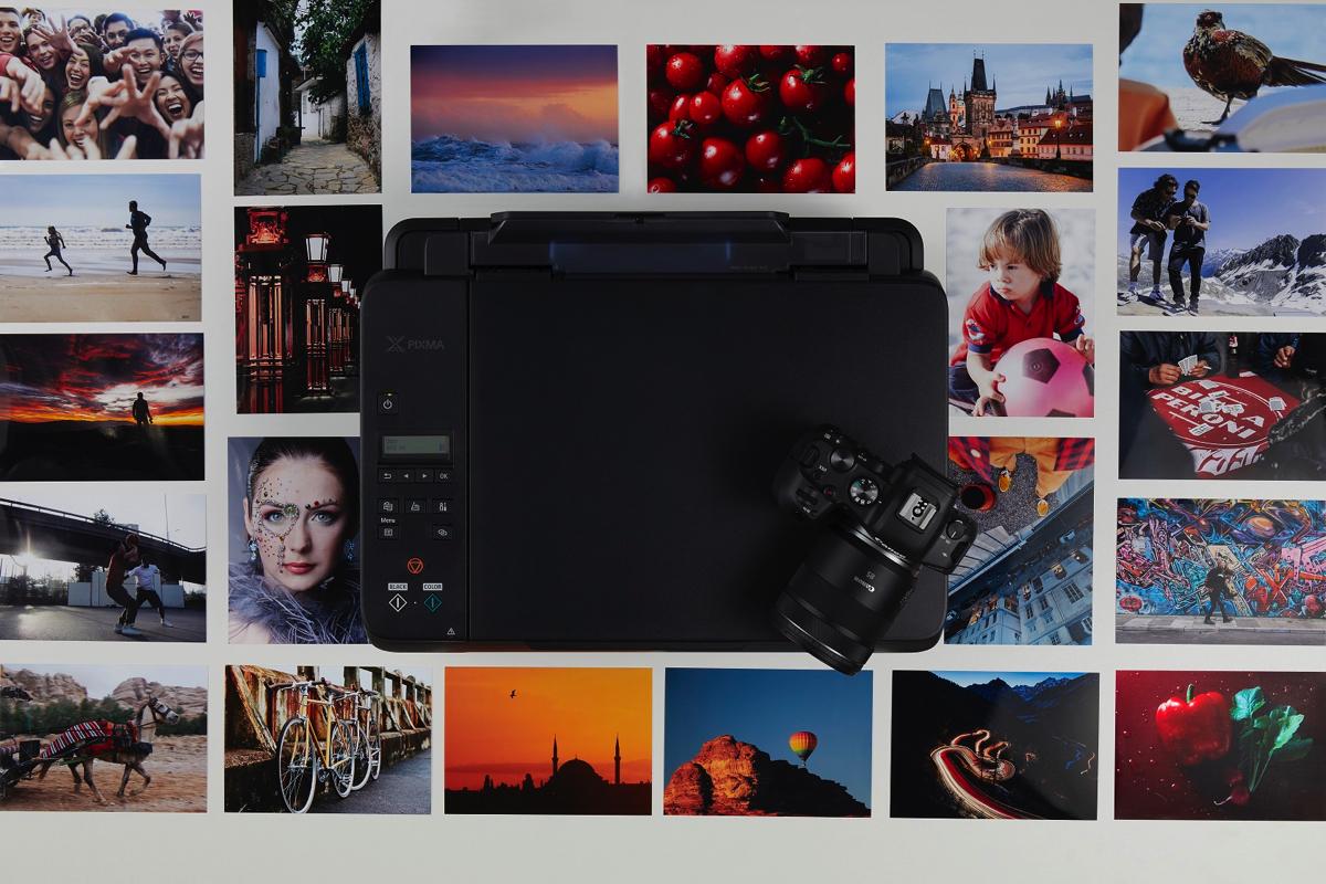 Canon Pixma G650 e G550 portano qualità e resa nella stampa fotografica