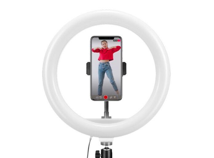 Celly Clickring USB e BT, le luci anulari per smartphone