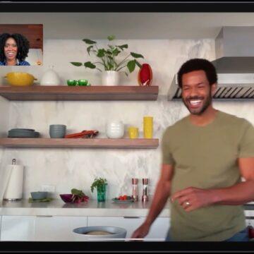 iPad Pro 2021 con Center Stage è la regia per videochiamate top