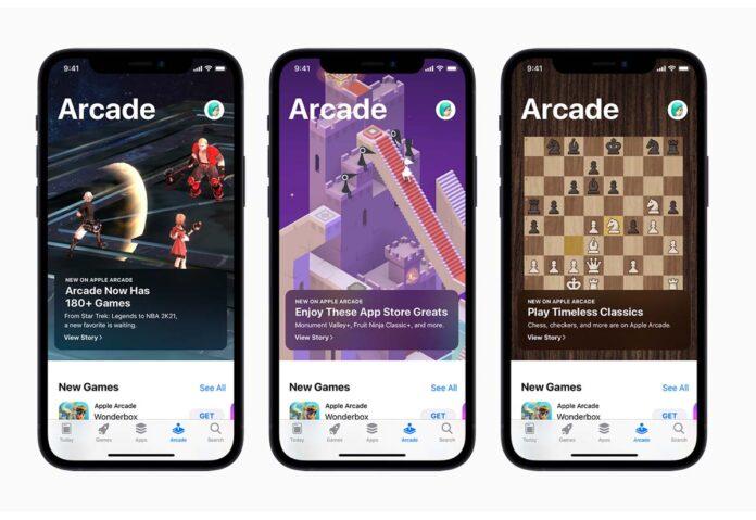 Cresce il catalogo Apple Arcade: oltre 180 i giochi