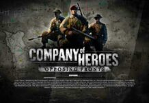 Company of Heroes: Opposing Fronts disponibile su iPhone e Android