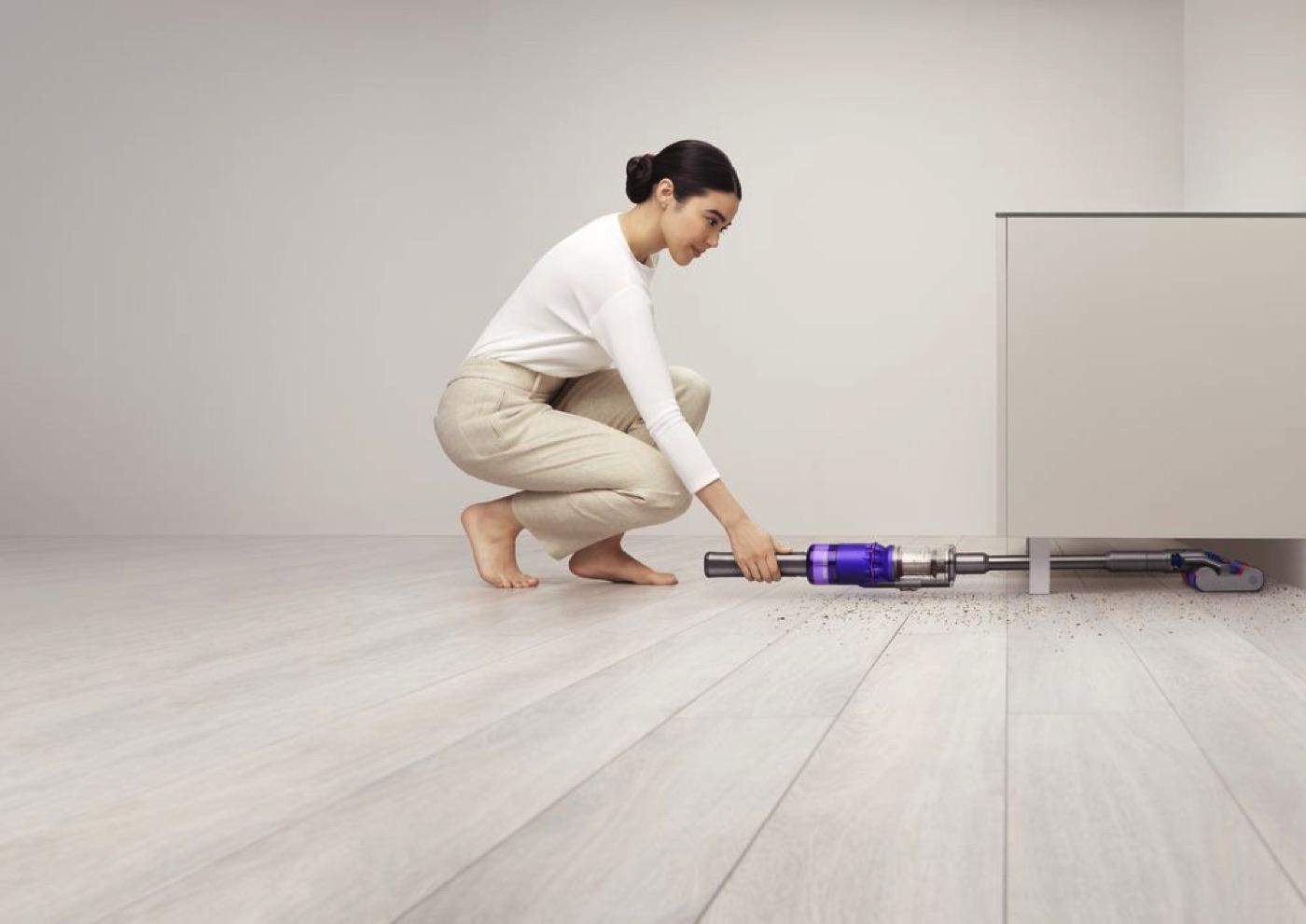Dyson Omni-glide: l'aspirapolvere senza filo che pulisce l'impossibile