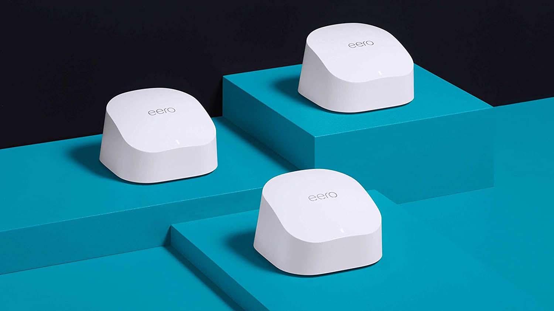 Il nuovo sistema wifi Mesh eero 6 disponibile in Italia