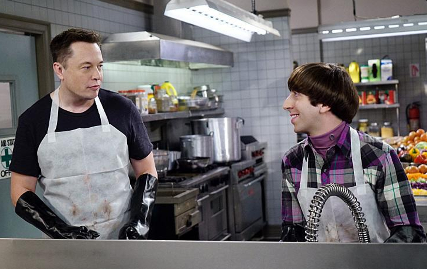 Elon Musk condurrà una puntata del Saturday Night Live