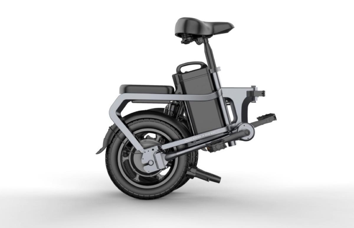 ENGWE X5S, bici elettrica pieghevole in offerta lampo a metà prezzo