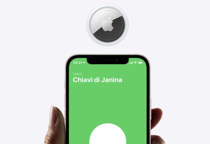 Gli AirTag persi si potranno leggere da dispositivi Android con NFC