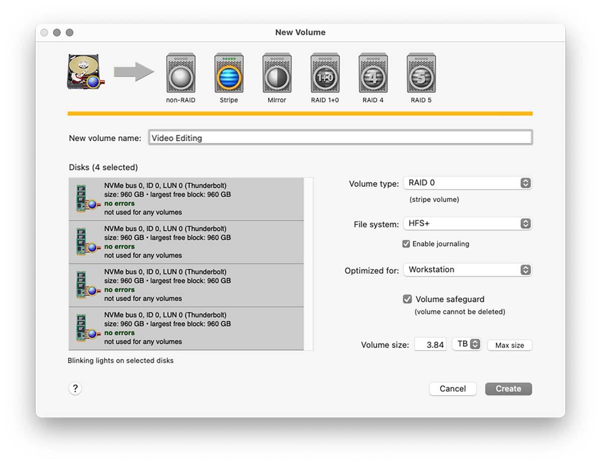 SoftRAID 6 ora funziona anche con i Mac M1