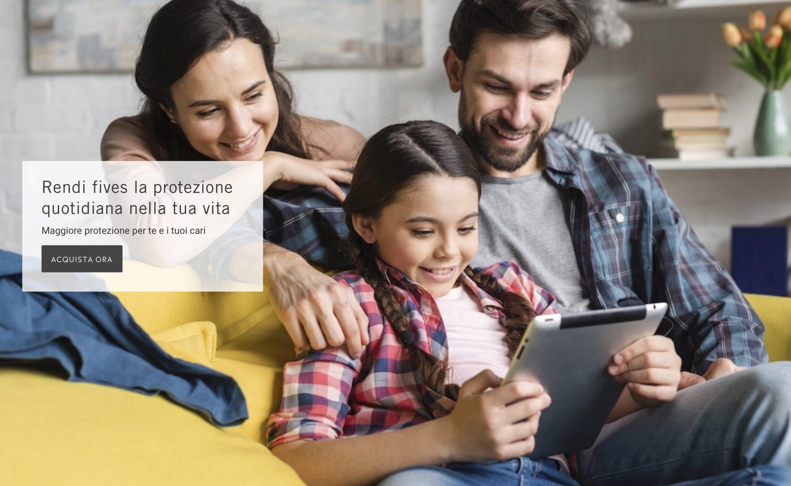 Spedizione gratuita su fives, la pellicola iPad che proteggere la salute e il confort di grandi e piccini