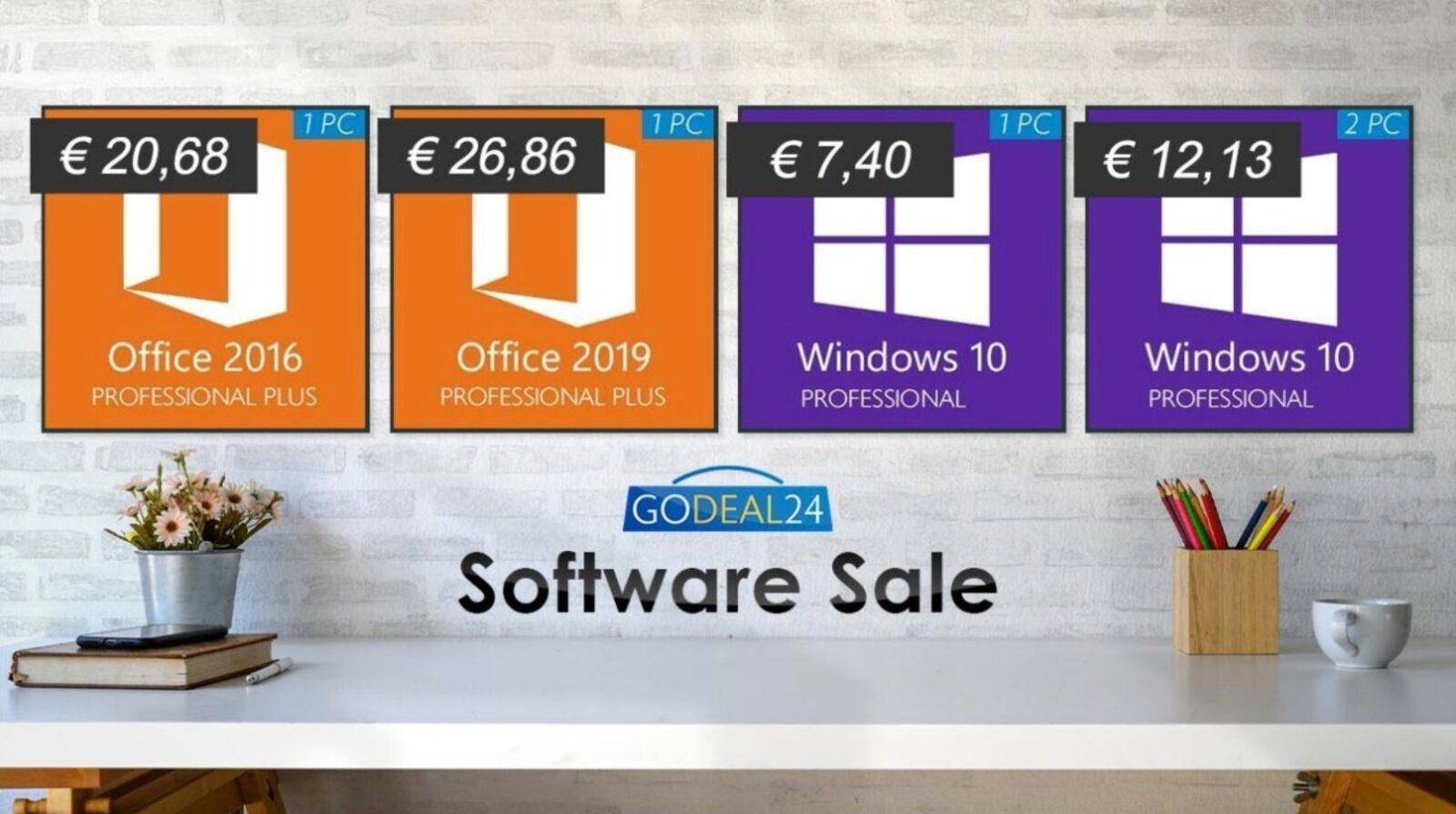 Solo 6 € licenza Microsoft Windows 10 a vita: da non perdere
