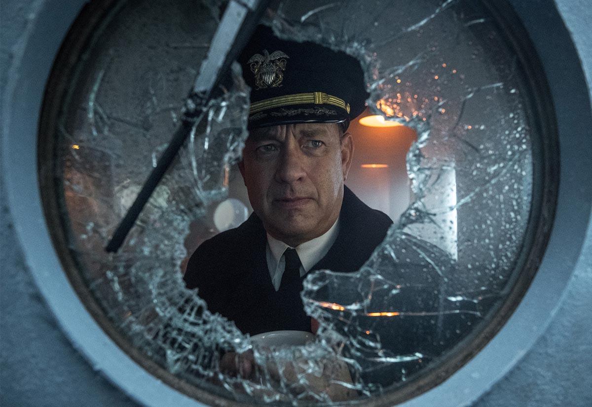I segreti dei suoni in Greyhound, il film con Tom Hanks su Apple TV+