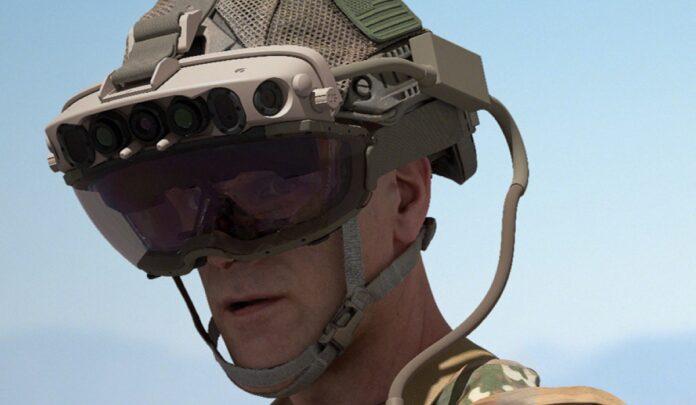 Microsoft fa soldi veri vendendo la realtà aumentata all'esercito americano