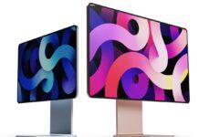 iMac 2021 concept si ispirano a iPad Pro e Pro Display XDR