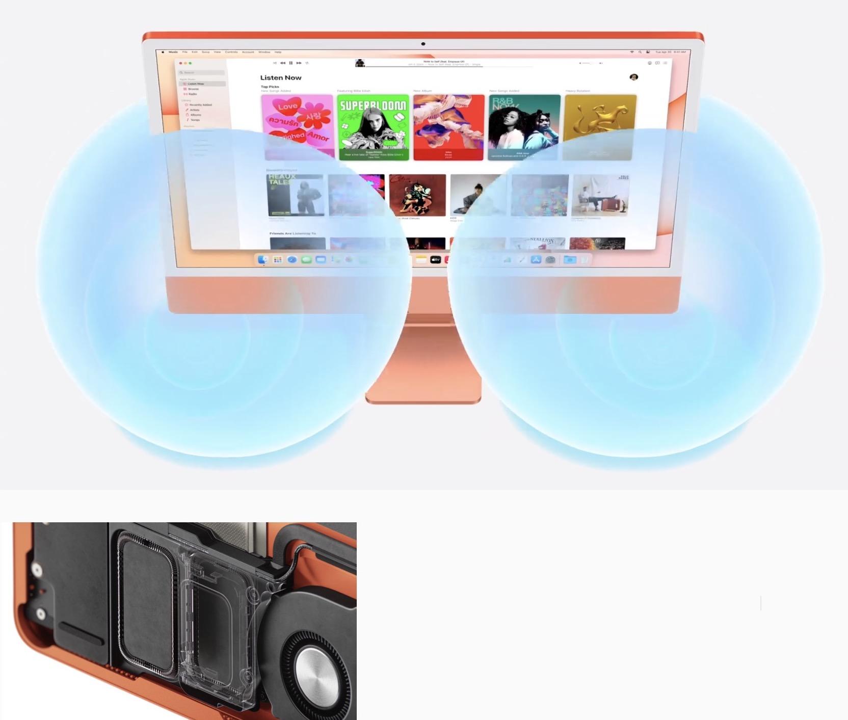 iMac M1, tutte le novità del nuovo all-in-one Apple