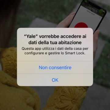 Recensione Yale Linus Smart Lock: chiude e apre la casa con Homekit, Alexa e Google