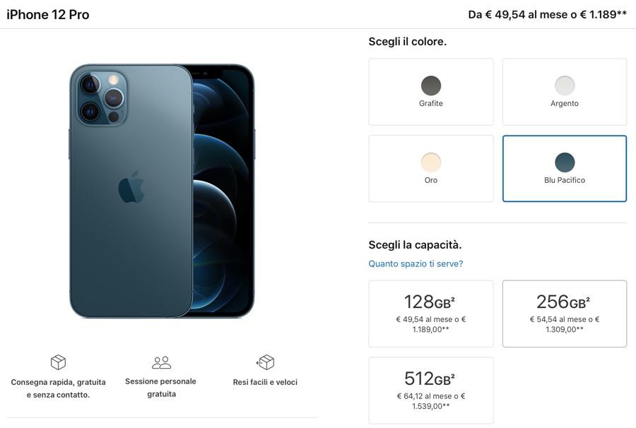 L'iPhone da 1 TB è sempre sempre più vicino