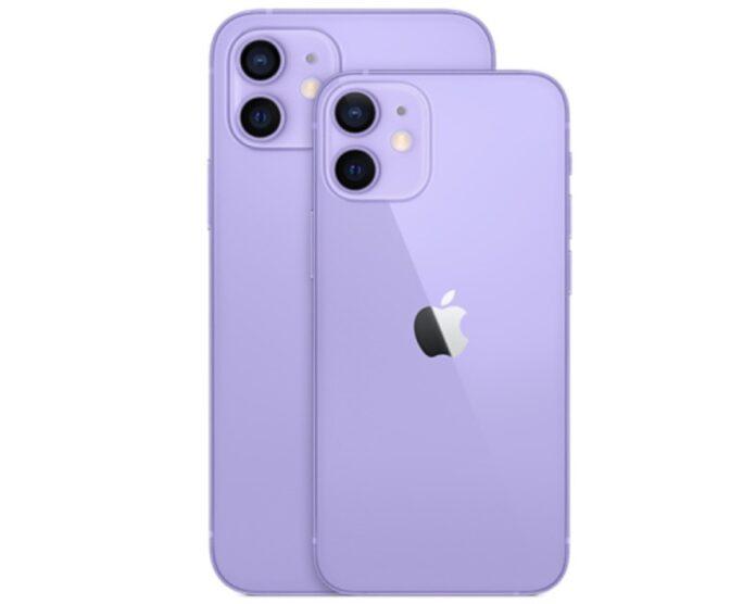 I preordini iPhone 12 viola sono iniziati anche su Amazon