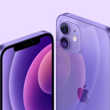 iPhone 12 viola, le prime recensioni impazziscono sul colore