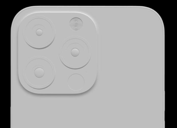 iPhone 13 Pro previsto con blocco fotocamere più grande