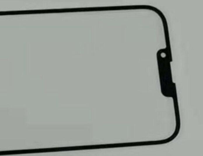 iPhone 13, gli schermi presunti confermano il notch più piccolo