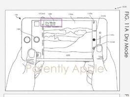 In un brevetto di Apple l'iPhone che scatta foto sott'acqua