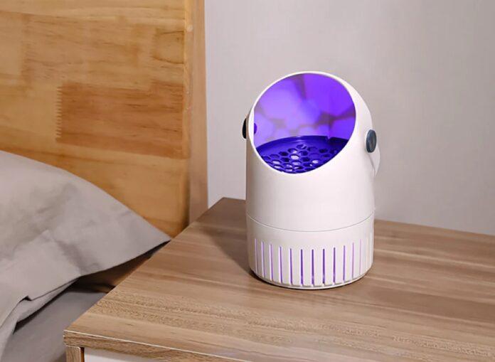 Prepariamoci a combattere le zanzare, solo 8 euro per la lampada JY-888